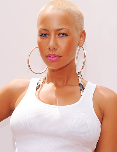 amber rose pregnant 2011. hot Amber Rose coming out the