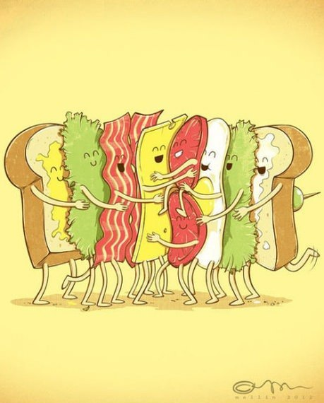 This is how I imagine subzone sandwiches are made :)